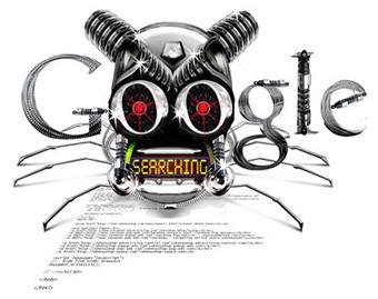 Google Spider Image
